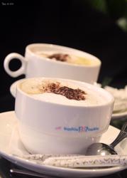 Cafe latte by noonichan