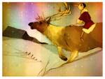 take me home, reindeer