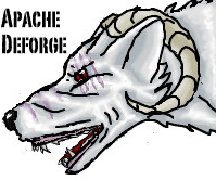 Apache: iscribble by saphariadragon