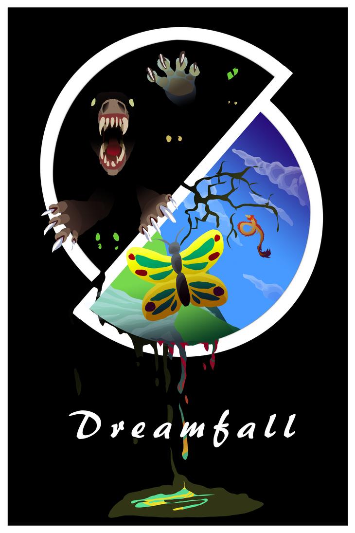 Dreamfall Cover by saphariadragon
