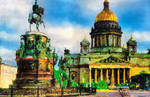 St. Petersburg. Saint Isaac's Cathedral