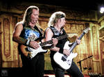 Iron Maiden - Dave  and Adrian