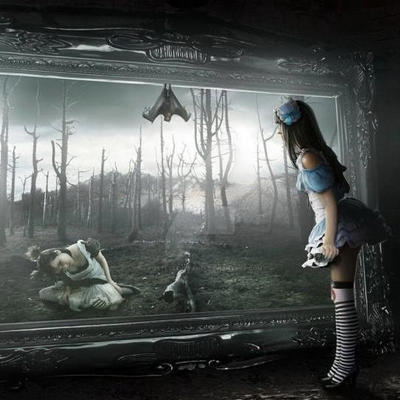 Twisted Alice in Wonderland by PriestessXhexania on DeviantArt