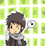 Seungri:: :D by haru-katsu