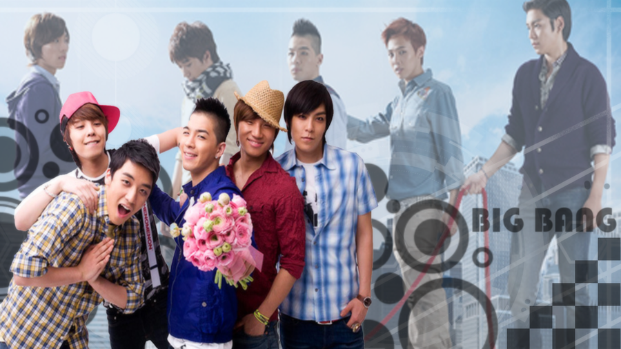 wallpaper bigbang. KPOP Wallpaper Day 2: BIG BANG