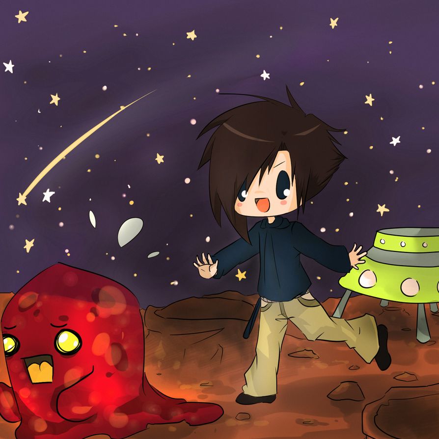 CM for interstellarscenery : Wait For me! by haru-katsu