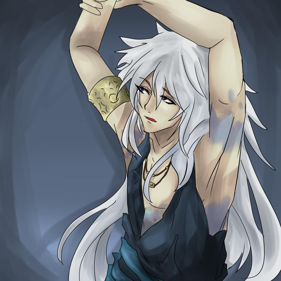 Just stretch'in by haru-katsu