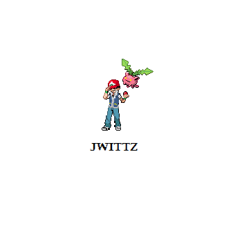 Custom Traniers: JWittz by Numbdaydreamer