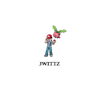 Custom Traniers: JWittz by Numbdaydreamer