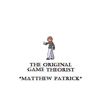 Matthew Patrick by Numbdaydreamer