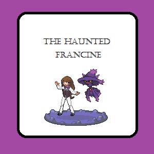 Custom Trainer Francine by Numbdaydreamer