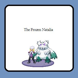 Custom Trainer Natalia by Numbdaydreamer