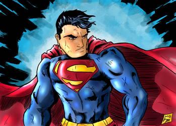 Superman II by Jey2K