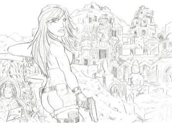 Tomb Raider by Jey2K