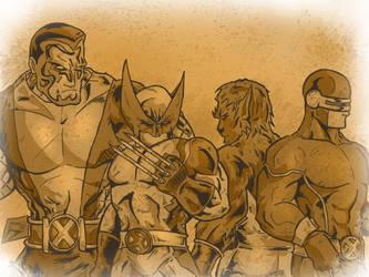 Astonishing X-men by Jey2K