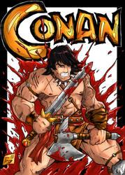 Conan by Jey2K