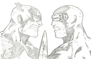 Avengers Vs X-Men by Jey2K