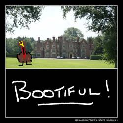 Bootiful !