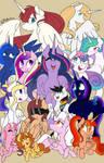 Alicorns of Gen4 +Another Alicorn