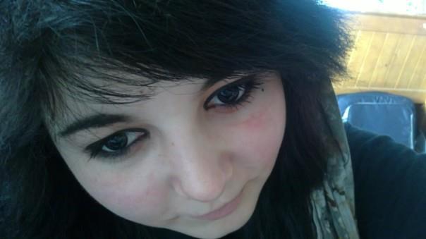 dark eyes by zombiemarshmellow