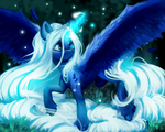 Luna, the Star Maker by TheWickedVix