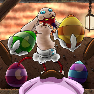 The Nowhere's Easter bunny (v2)