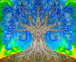 Tree of life by TheMalunaExperience