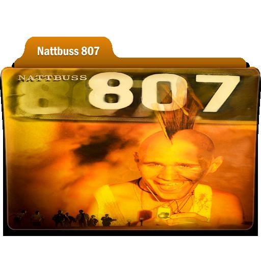 nattbuss 807