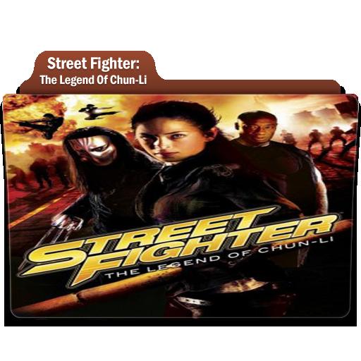 Street Fighter The Legend Of Chun Li By Movie Folder Maker On