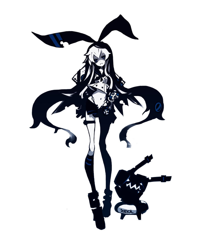 Black-Shimakaze by kicdoc
