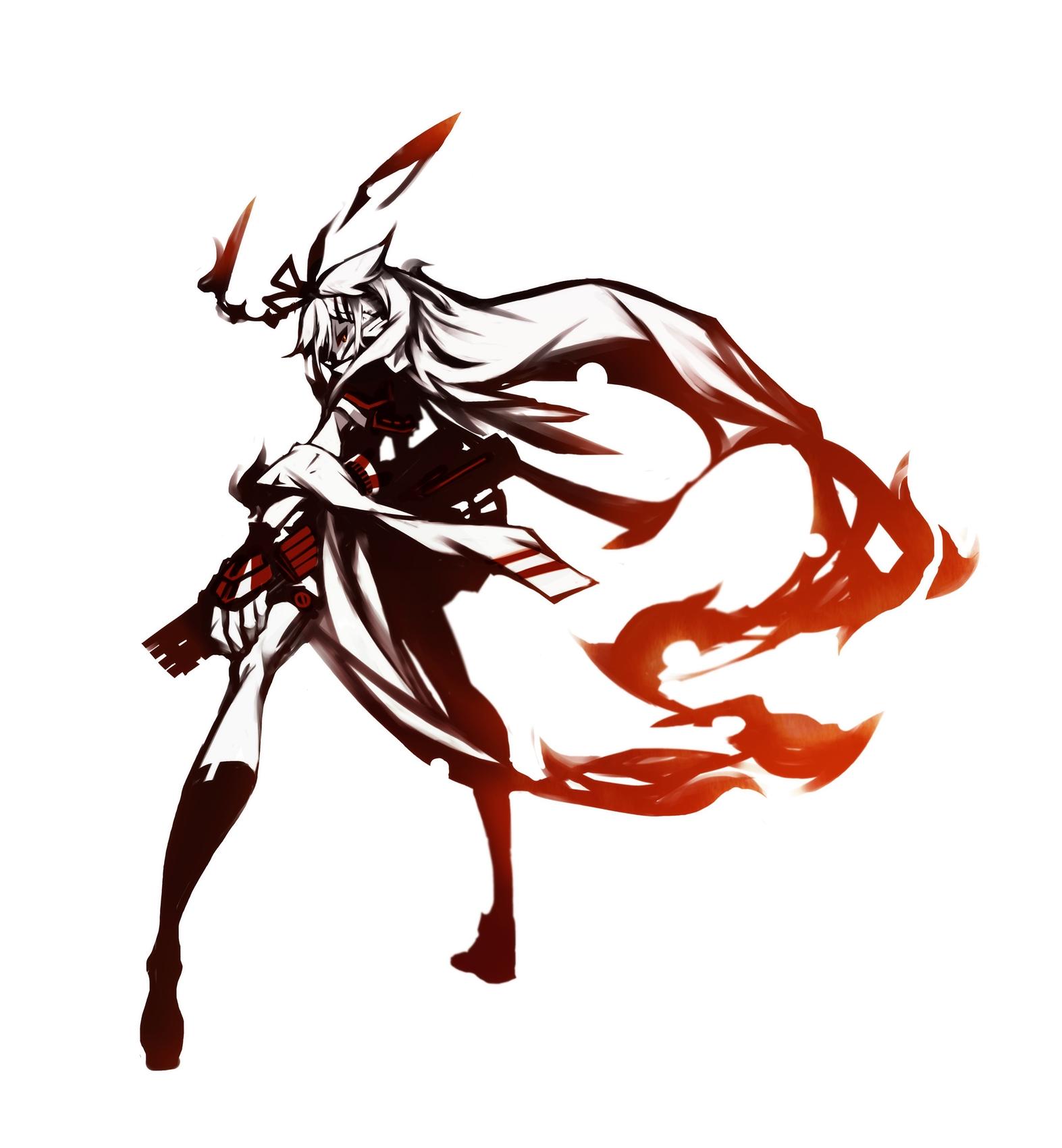 YudachiKAINI-Black(KANTAI-collestion) by kicdoc