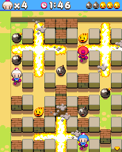Bomberman mobile by KennethFejer