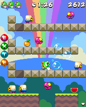 Bubble Bobble mobile by KennethFejer