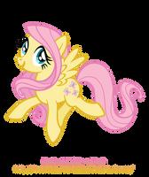 Fluttershy By Cool Rainbow Dash by Cool-Rainbow-Dash
