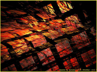 Squares by Synnabun