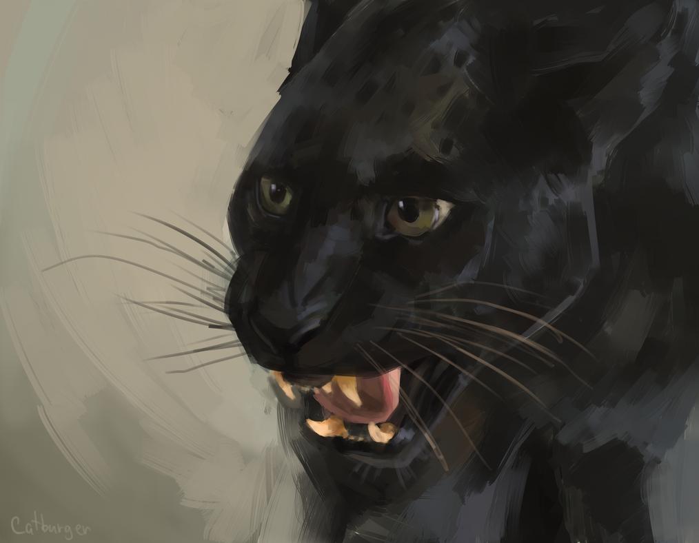 Black Panther By Portela On Deviantart: Black Panther By Furbearer On DeviantArt