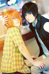 Cosplay manga  Love Stage!