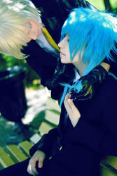 Cosplay DRAMAtical murder