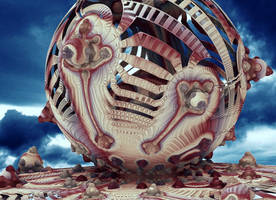 Analog Machine Wonder Ball by tdcooke