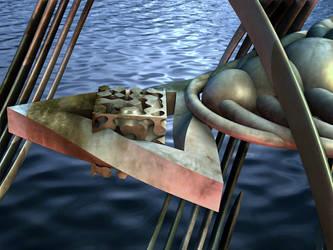 Steel Yacht Designs by tdcooke