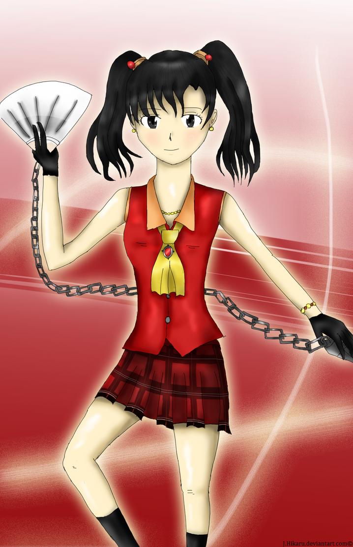Maoko ( CONTEST ) by JHikaru