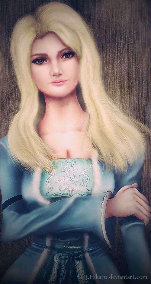 Grace Lorand by JHikaru