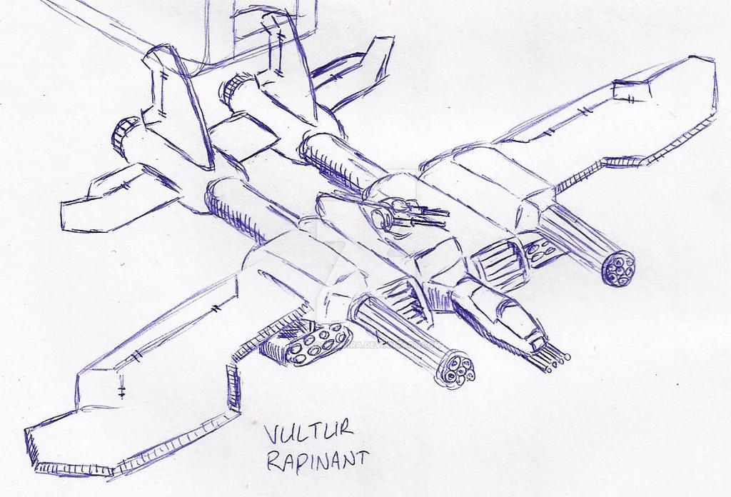 Vultur-Rapinant (paper version)