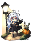 Happy Halloween Yukari
