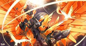 Hawk x Gatling