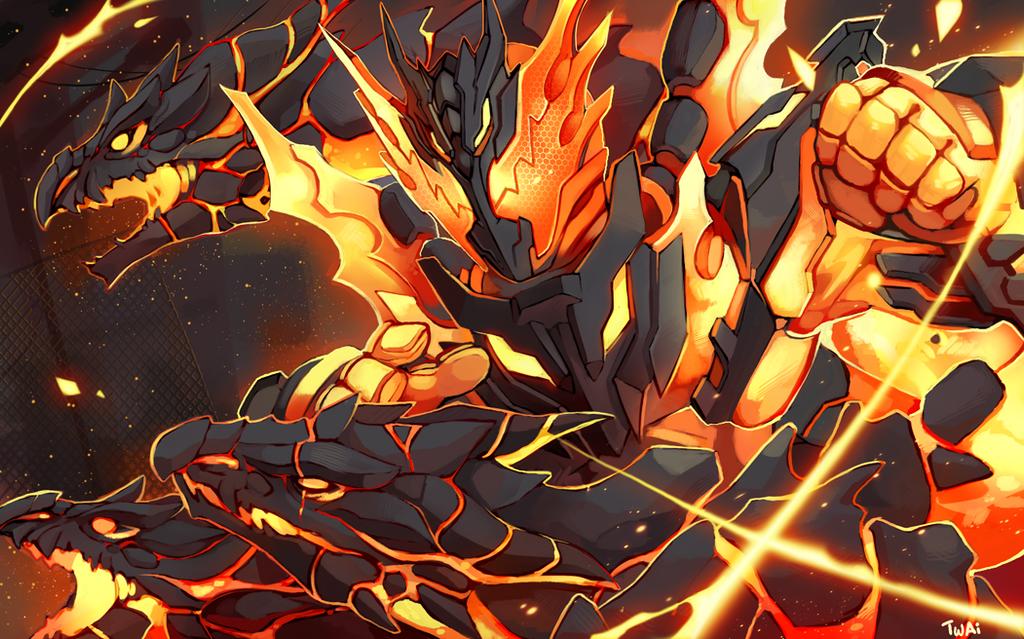 BURN! by Twai