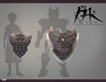 Gado's shield