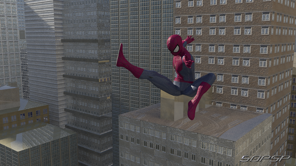 spiderman 3 spil