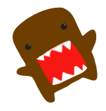 Domo-kun by PuddinCup