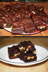 cocoa brownies by agent229